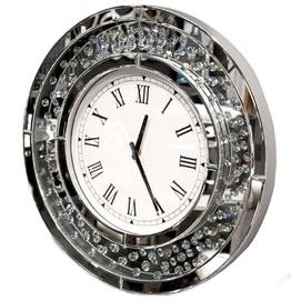 Часы 15JS0015 серебро Eurohome