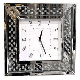 Часы 15js0016 серебро Eurohome