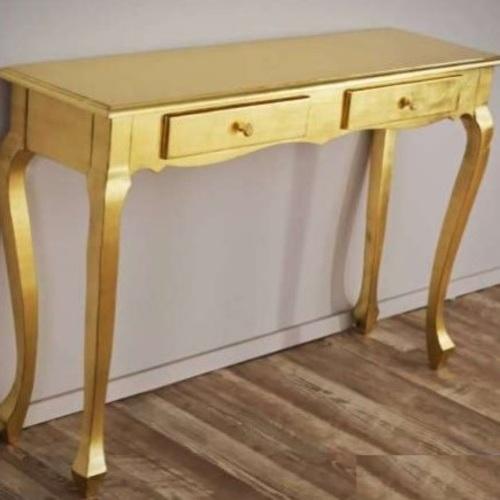 Стол туалетный 2M 46B золото Glamoorzee