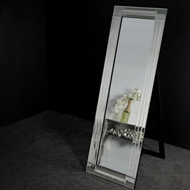 Зеркало напольное 11DTM 034 серебро Glamoorzee