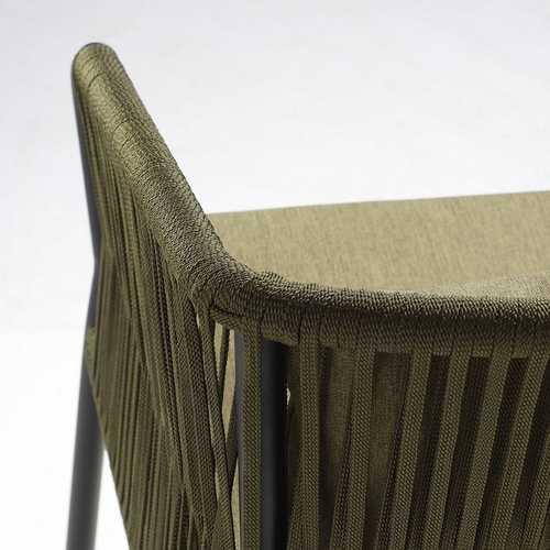 Кресло Твист зеленое Pradex