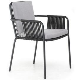 Кресло Купер темно-серое Pradex