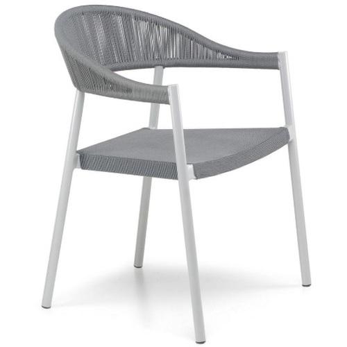 Кресло Клверер серое Pradex