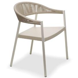 Кресло Клверер бежевое Pradex