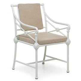 Кресло Верона белое Pradex