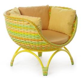 Подставка под кресло Невада цветная Pradex