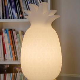 Лампа настольная New Garden Samba белая