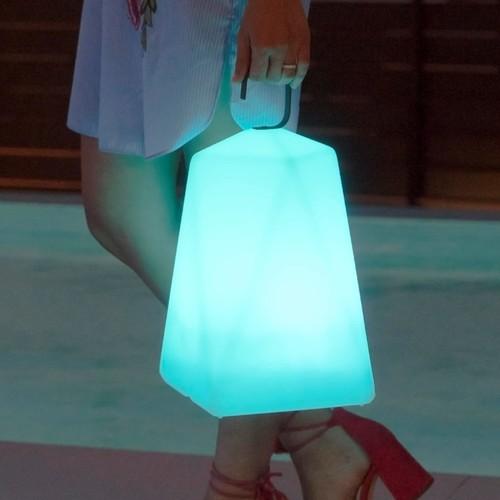 Лампа настольная New Garden Faralay белая