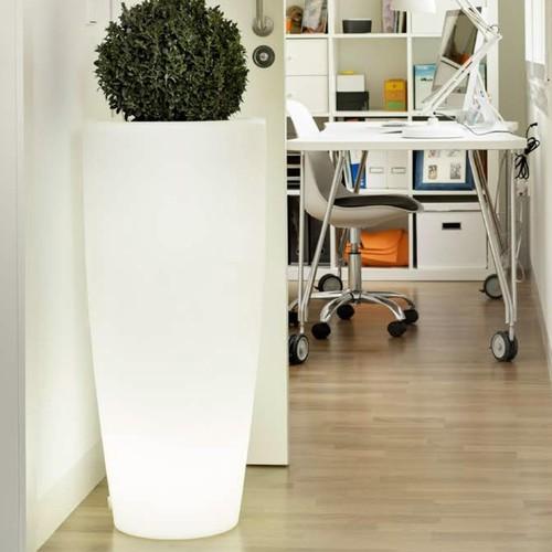 Горшок New Garden Bambu белый