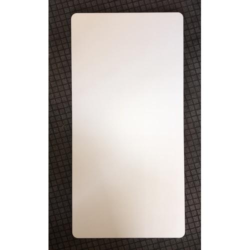 Столешница для стола Роатан 120*80 см белая Mebelmodern 2019