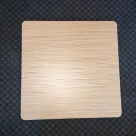 Столешница для стола Бали 70*70 см белая Mebelmodern 2019