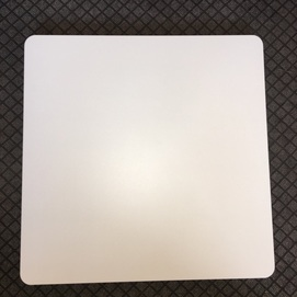 Столешница для стола Белл 60*60 см белый Mebelmodern 2019