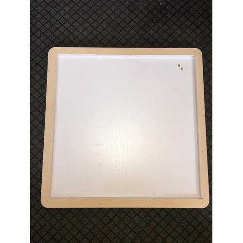 Столешница для стола Белл 70*70 см белый Mebelmodern 2019