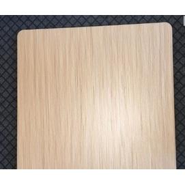Столешница для стола ЭЛЬБА-N 80*80 см натуральная Mebelmodern 2019