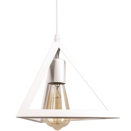 Лампа подвесная 756PR220F-1 WH белая Thexata 2019