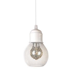 Лампа подвесная 907005F-1 WH белая Thexata 2019