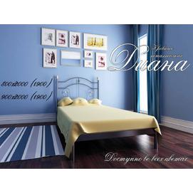 Кровать Диана Мини 80*190/200см черная