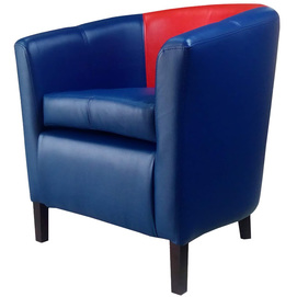 Кресло Бафи синее с розовым (KBR0000001) RICHMAN