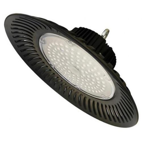 Светильник подвесной LED ASPENDOS-150 черный Horoz