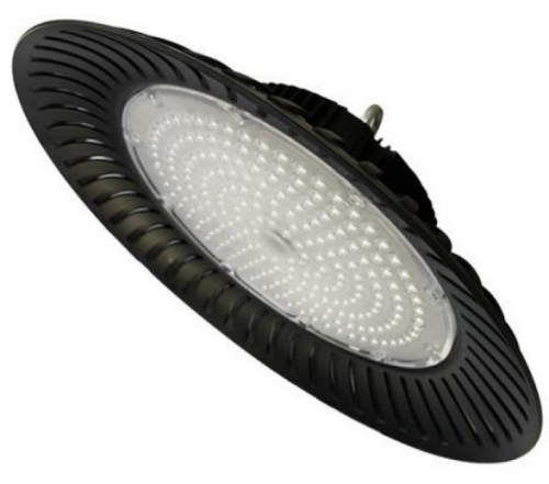 Светильник подвесной LED ASPENDOS-200 черный Horoz