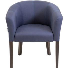 Кресло Версаль синее (KBR0000009) RICHMAN