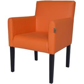 Кресло Остин оранжевое (KBR0000017) RICHMAN