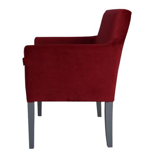 Кресло Остин красное (KBR0000017) RICHMAN