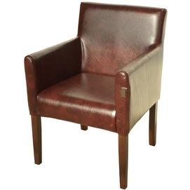 Кресло Остин коричневое (KBR0000017) RICHMAN
