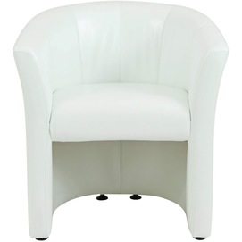 Кресло Бум белое (KBR0000017) RICHMAN