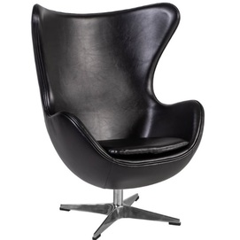 Кресло GRAND STAR 39015 черное Evelek 2019