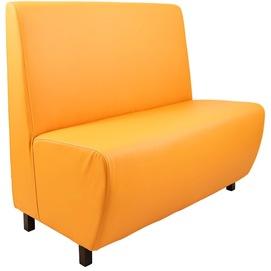 Диван двойка Синди оранжево-желтый (KBR0000081) RICHMAN