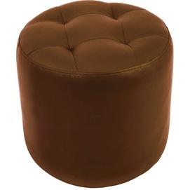 Пуф Винс коричневый (KBR0000189) RICHMAN