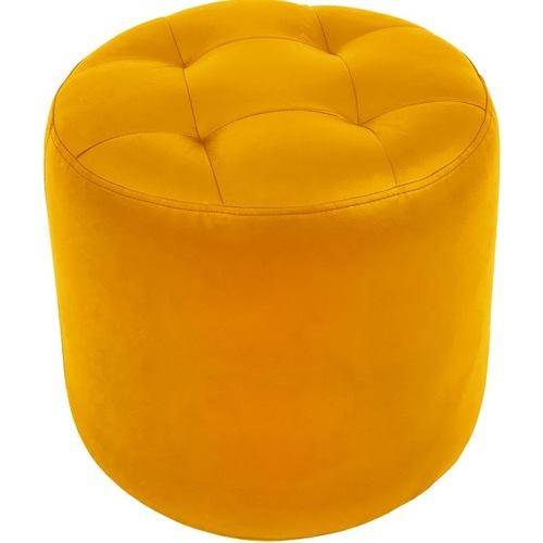 Пуф Винс желтый (KBR0000189) RICHMAN