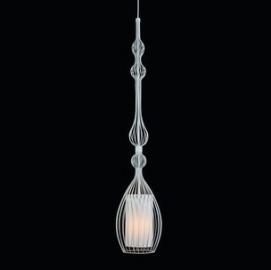 Лампа подвесная ABI L 8865 белая Nowodvorski 2019