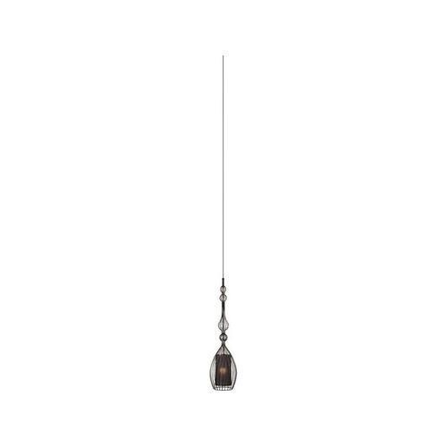 Лампа подвесная ABI L 8864 черная Nowodvorski 2019