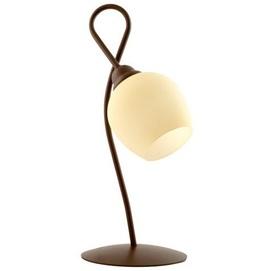 Лампа настольная MIKI 1509 коричневая Nowodvorski 2019