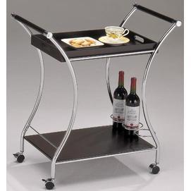 Стол сервировочный SC-5100 орех Onder