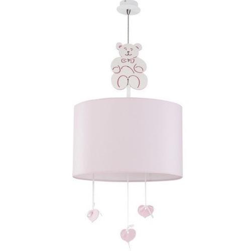 Лампа детская HONEY 6615 розовая Nowodvorski 2019