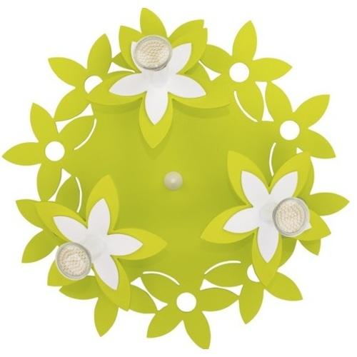 Люстра детская FLOWERS 6900 зеленая Nowodvorski 2019