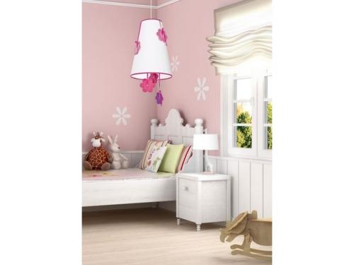 Лампа детская PRASLIN 5302 розовая Nowodvorski 2019