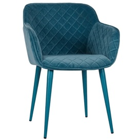 Кресло BAVARIA бирюза Kolin