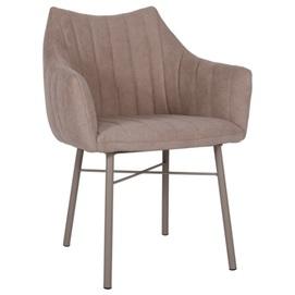 Кресло BONN кофейное Kolin
