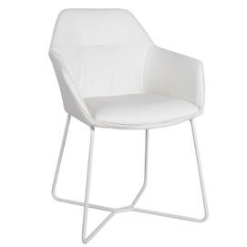 Кресло Laredo белое Kolin 2019