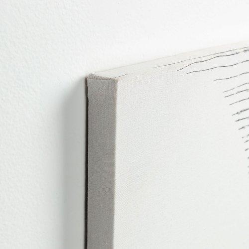 Картина Large Prism 50х50 см AA4199 белая Laforma 2019