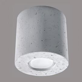 Точечный светильник ORBIS SL.0488 серый бетон Sollux
