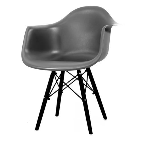 Кресло Leon BK серое 8938 Thexata 2019