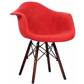Кресло Leon W красное 8952 Thexata 2019
