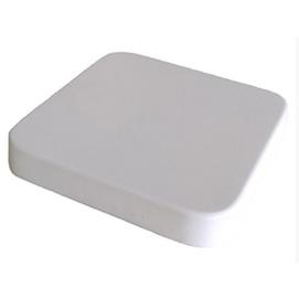 Столешница Аурит квадратная 60 белая 18 мм Aurit
