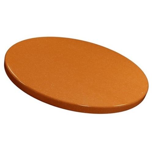 Столешница D60 оранжевая 00133 Aurit