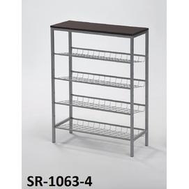 Стойка для обуви SR-1063-4 орех Onder 2019